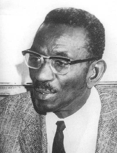 Photo de Cheikh Anta Diop